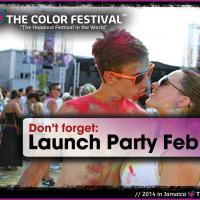 The Color Festival Official Launch Party