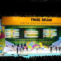 FIFA 2014 World Cup Final Draw