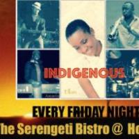 Friday Night Live Band Indigenous
