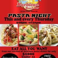 Pasta Thursday