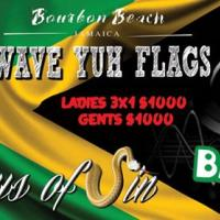 ~ INDEPENDENT ^ WAVE YUH FLAG ~ 7 Days of Sin ~
