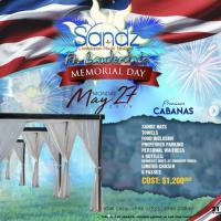 Sandz: Memorial Day