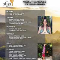 Afya Yoga Studio : Personal Training