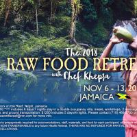 The Raw Food Retreat
