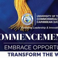 UCC Graduation - Live Stream