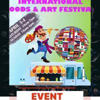 Tampa Riverwalk's INTERNATIONAL FOODS & ART FESTIVAL