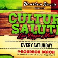 Culture Salute Live Reggae Music