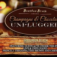 Champagne & Chocolate Unplugged