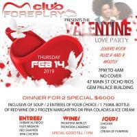 Valentine Love Party