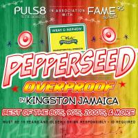Pepperseed OVERPROOF‬