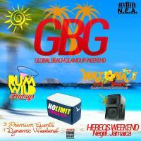 Global Beach Glamour Heroes Weekend