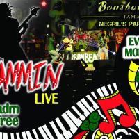 ** ~  Jammin' Live @ Bourbon Beach  ~ **