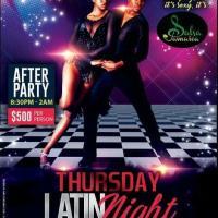 Thursday Latin Night