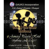 GAUKS 45th Annual Ball