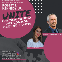 A Talk with Robert F. Kennedy Jr., How to Find Common Ground & Unite
