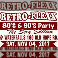 Retro Flex '80s & '90s 'The Sexy Edition'