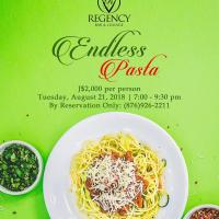 Endless Pasta Tuesdays