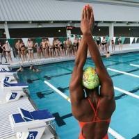 Alia Atkinson Swim clinic 19th-22nd (Prep school/learning the 4 strokes)