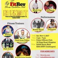 FitRev Burnout