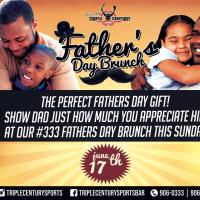 Triple Century Sports Bar: Father's Day Brunch