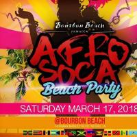 AfroSoca Beach Party