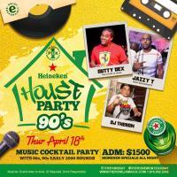 Heineken 90's House Party