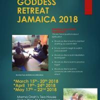 GODDESS  RETREAT JAMAICA