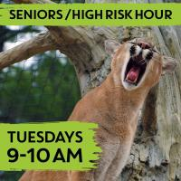 Seniors/high Risk Hour!