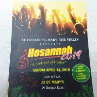 Hosannah 2019