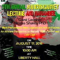9th Annual Bob Marley Lecture & Harambee