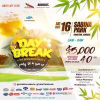 DAYBREAK BREAKFAST PARTY