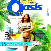 Oasis  -  Summer's Finest Wata & Foam Party