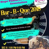 Bar-B-Que 2018: A Tech of Hope