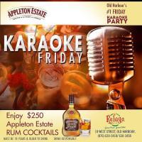 Kaluga Kafe : Karaoke Fridays