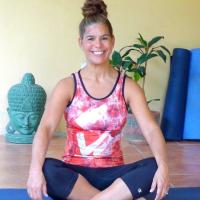 Gentle Yoga for Wellbeing with Karin