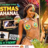 Christmas Bacchanal Costume Party