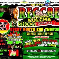 Reggae Kulcha Shock Thursdays