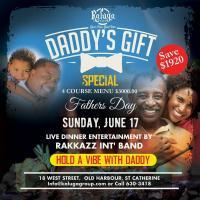 Kaluga Kafe: Daddy's Gift