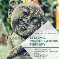 Systemic Constellations Therapy