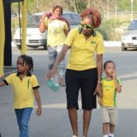 Jamaica  National  4k/ 10k Run Walk: collaboration