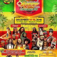 Rastafari Rootz Fest: Ganjamaica Cup