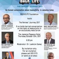 Honest Conversation on Masculinity in Jamaica