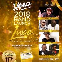 Xaymaca International: Band Launch