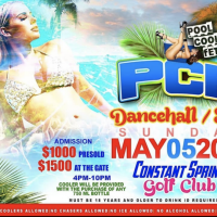 Pool Cooler Fete: Dancehall/Soca