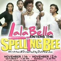 LalaBella Enters The Spelling Bee
