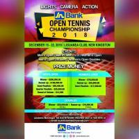 JN Open Tennis Championship 2018