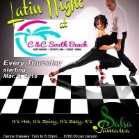 Latin Night @ C&C South Beach
