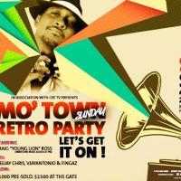 Mo' Town Sunday!
