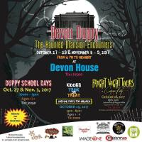 Devon Duppy:The Haunted Mansion Encounters