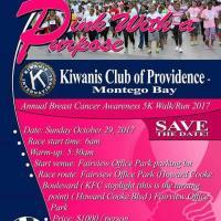 5K Breast Cancer Awareness Walk/Run 2017